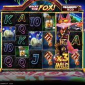what the fox megaways slot game