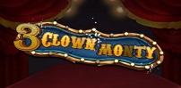 Cover art for 3 Clown Monty slot