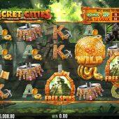 3 secret cities slot game