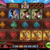 court of hearts slot game