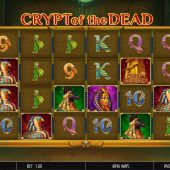 crypt of the dead slot game