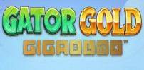 Cover art for Gator Gold Gigablox slot