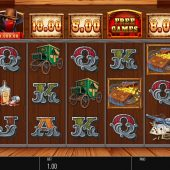 king of the west slot game