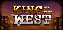 Cover art for King of the West slot