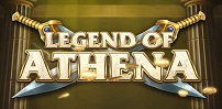 Cover art for Legend of Athena slot