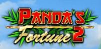 Cover art for Panda's Fortune 2 slot
