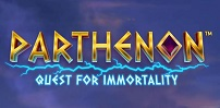 Cover art for Parthenon Quest for Immortality slot