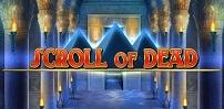 Cover art for Scroll of Dead slot