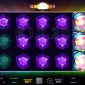 suncatcher gigablox slot game