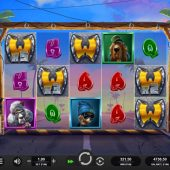 top dawg$ slot game