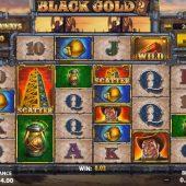 black gold 2 megaways slot game