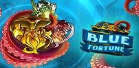 Cover art for Blue Fortune slot