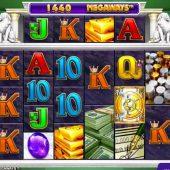 break da bank again megaways slot game