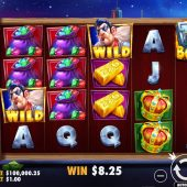 empty the bank slot game