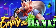 Cover art for Empty the Bank slot