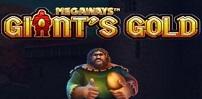 megaways giants gold slot logo