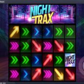 night trax slot game