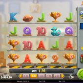 pack and cash slot game