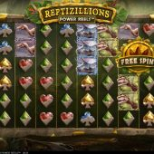 reptizillions slot game
