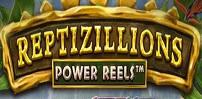 Cover art for Reptizillions slot