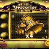 the wisecracker lightning slot game