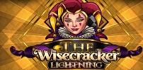 Cover art for The Wisecracker Lightning slot