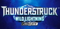 Cover art for Thunderstruck Wild Lightning slot