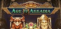 Cover art for Age of Akkadia slot