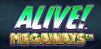 Cover art for Alive! Megaways slot