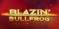 Cover art for Blazin' Bullfrog slot