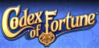 Cover art for Codex of Fortune slot