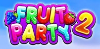 Cover art for Fruit Party 2 slot