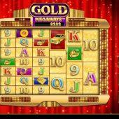 gold megaways slot game