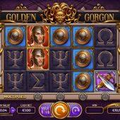 golden gorgon slot game