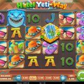hotel yeti way slot game