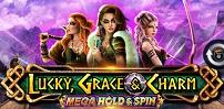 Cover art for Lucky, Grace & Charm slot