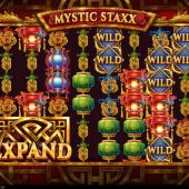 mystic staxx slot game