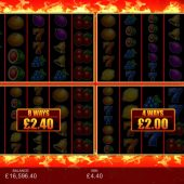 super hot fruits megaways slot game