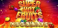 Cover art for Super Hot Fruits Megaways slot