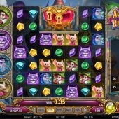 agent of hearts slot game