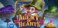 Cover art for Agent of Hearts slot