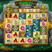 amazon island megaways slot game