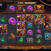 dwarven gems megaways slot game