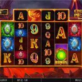 eternal phoenix megaways slot game