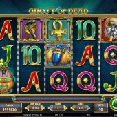 ghost of dead slot game