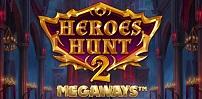 Cover art for Heroes Hunt 2 Megaways slot