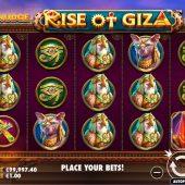 rise of giza slot game