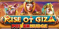 Cover art for Rise of Giza slot