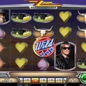 zztop roadside riches slot game