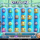 dr toonz slot game